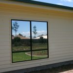 Mirror Reflective window film external view